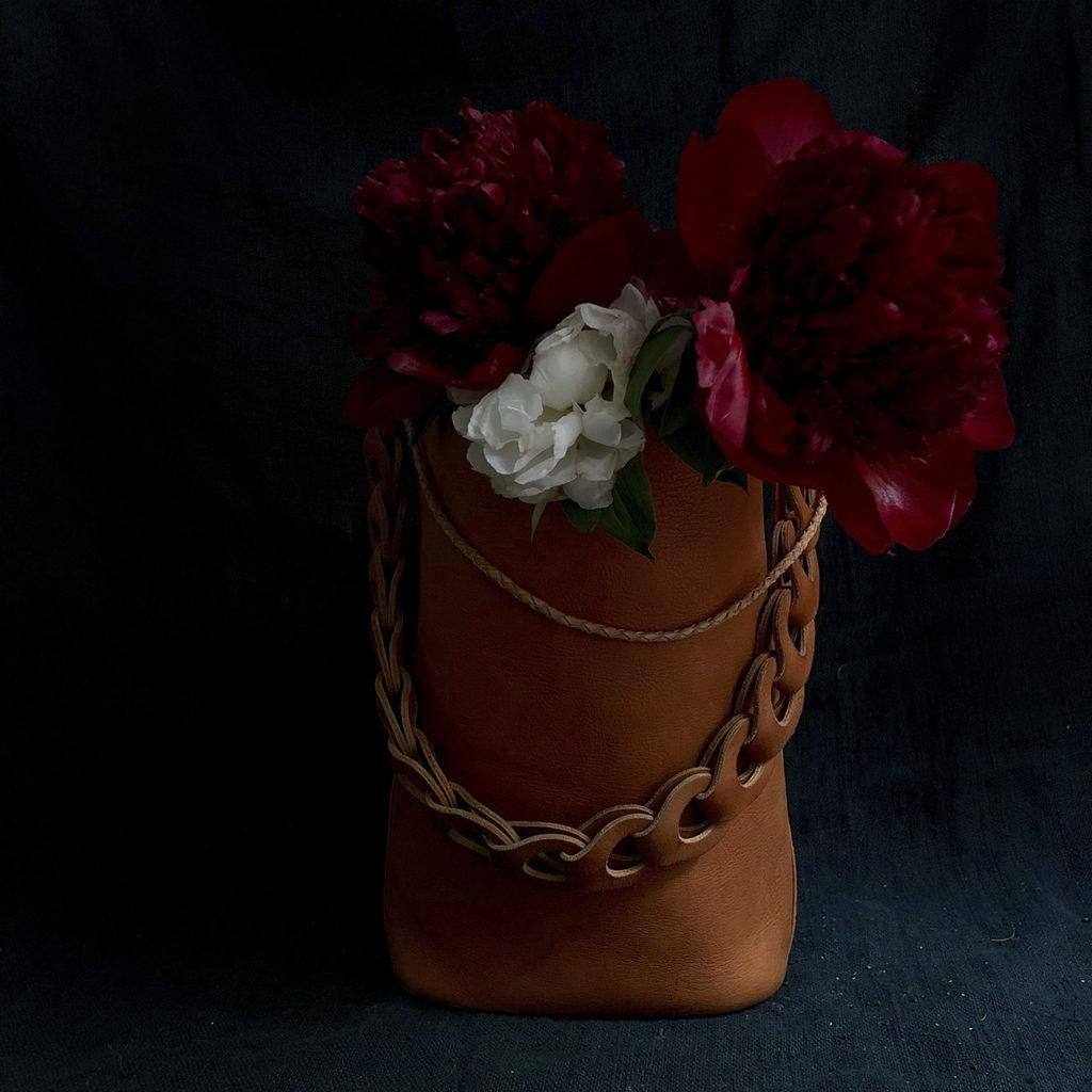 portada cubo ochos natural con flores