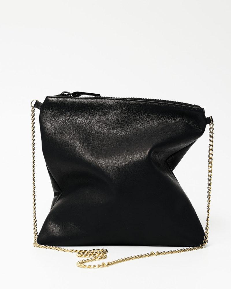 bolso cadena negro